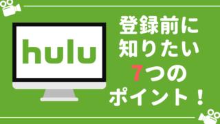 【利用歴3年】Huluの料金や評判、メリット・デメリットを徹底解説【完全版】